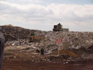 rubbish dumps north of Adelaide